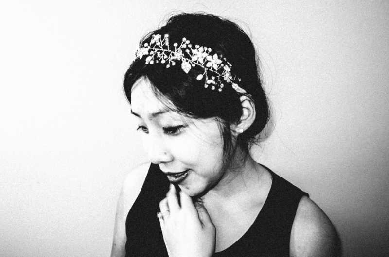 eric kim photography - Cindy Project - black and white-7-headband-portrait