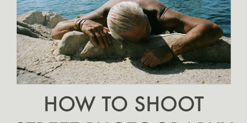 Free eBook: How to Shoot Street Photography