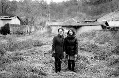 My mom and Cindy / Busan, 2017