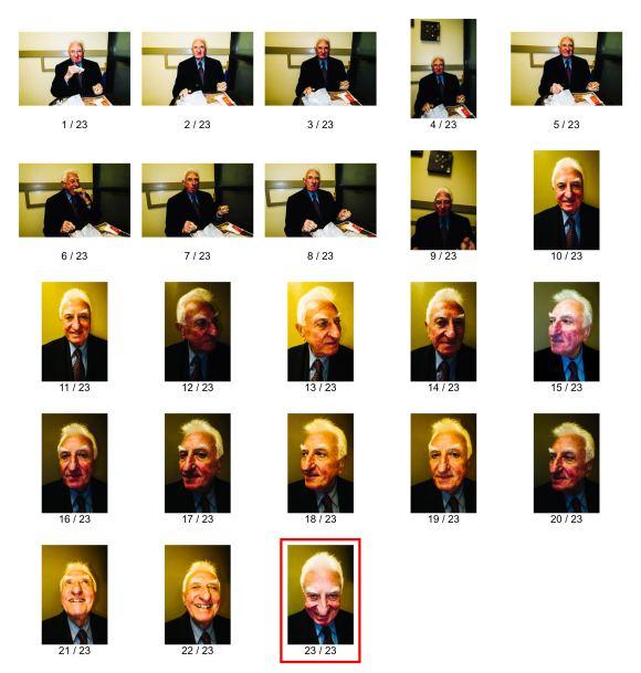 1-sf mcdonalds contact - eric kim street photography mcdonalds yellow man nose grin portrait