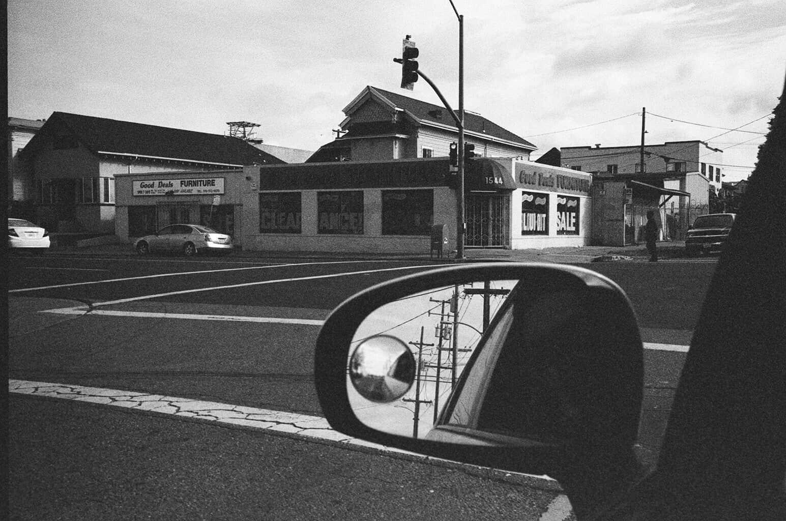 Eric kim urban landscapes photography