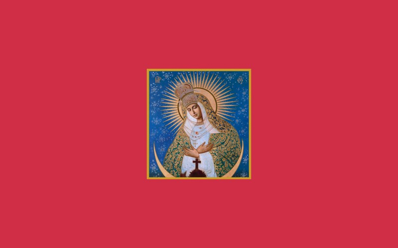 mother mary wallpaper- our lady of the gate of dawn-4