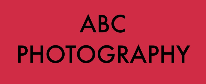 The ABC of Photography