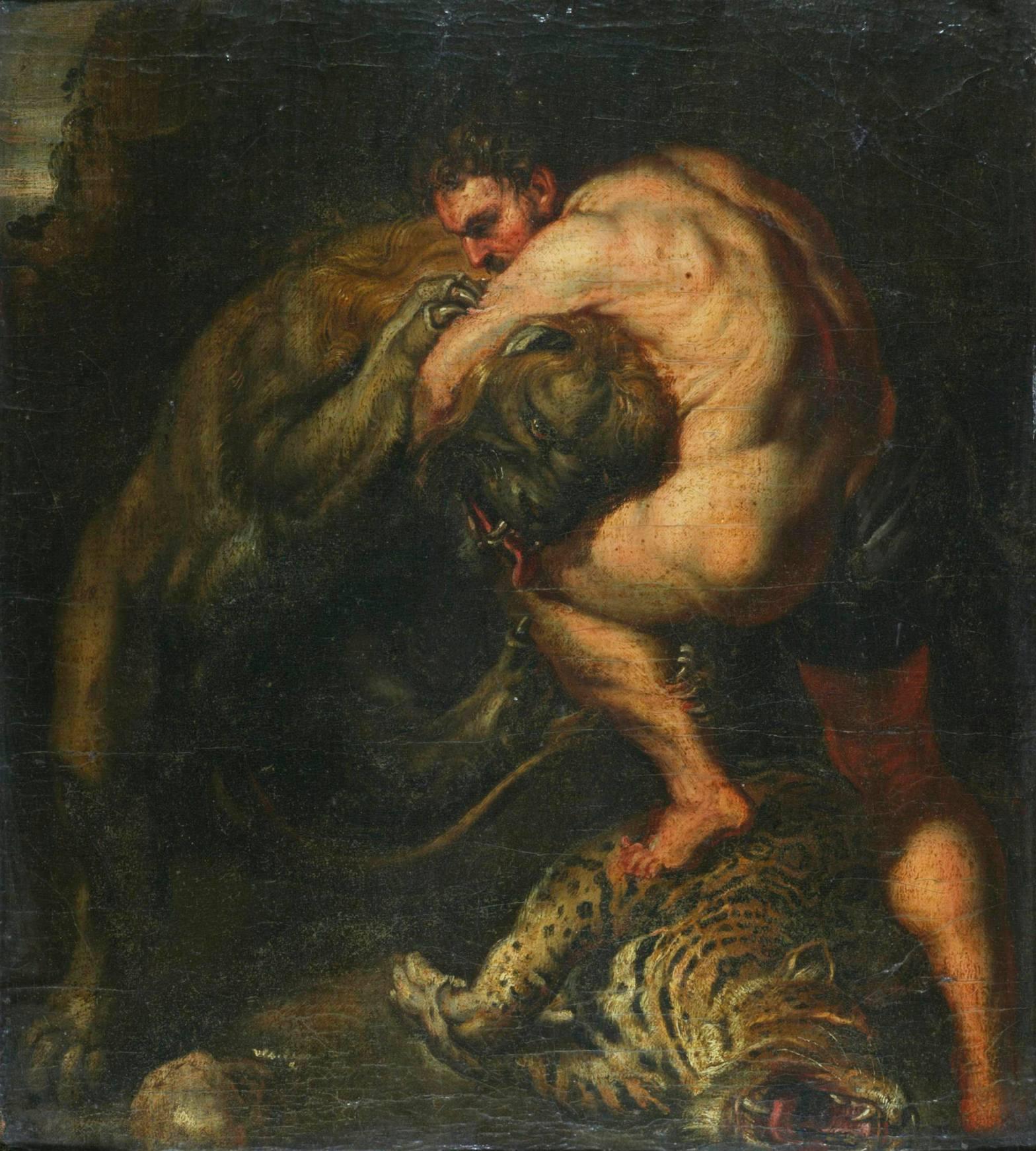 Seneca Hercules – ERIC KIM