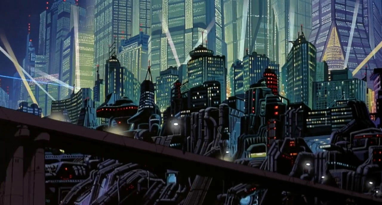 AKIRA Screenshot Movie Composition Cinematography132