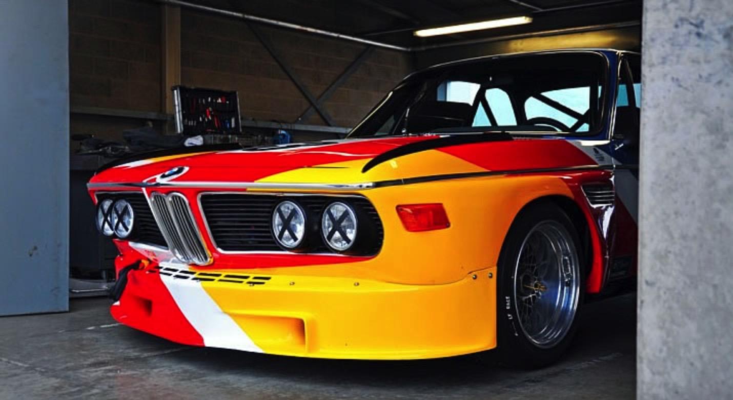 ALEXANDER CALDER BMW ART CAReric kim screenshot_865