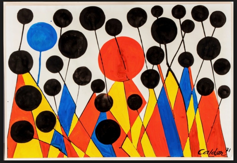 ALEXANDER CALDER BMW ART CAReric kim screenshot_872