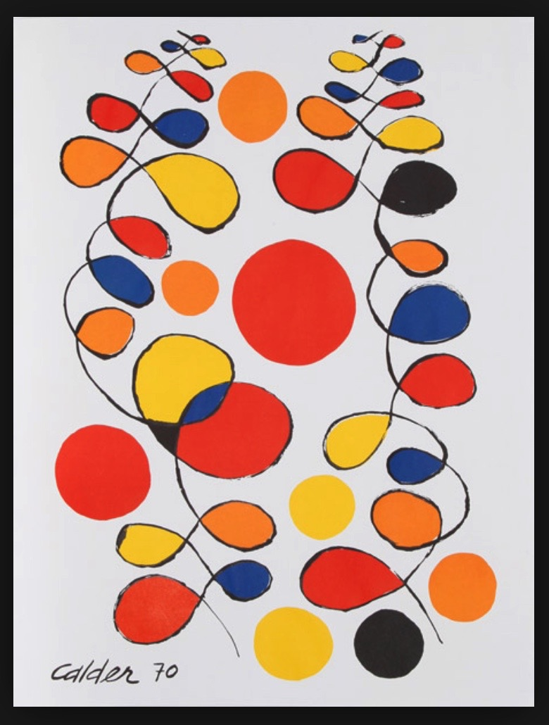 ALEXANDER CALDER BMW ART CAReric kim screenshot_874