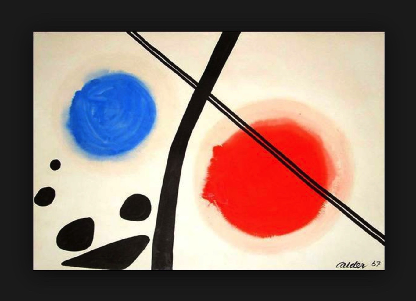 ALEXANDER CALDER BMW ART CAReric kim screenshot_876
