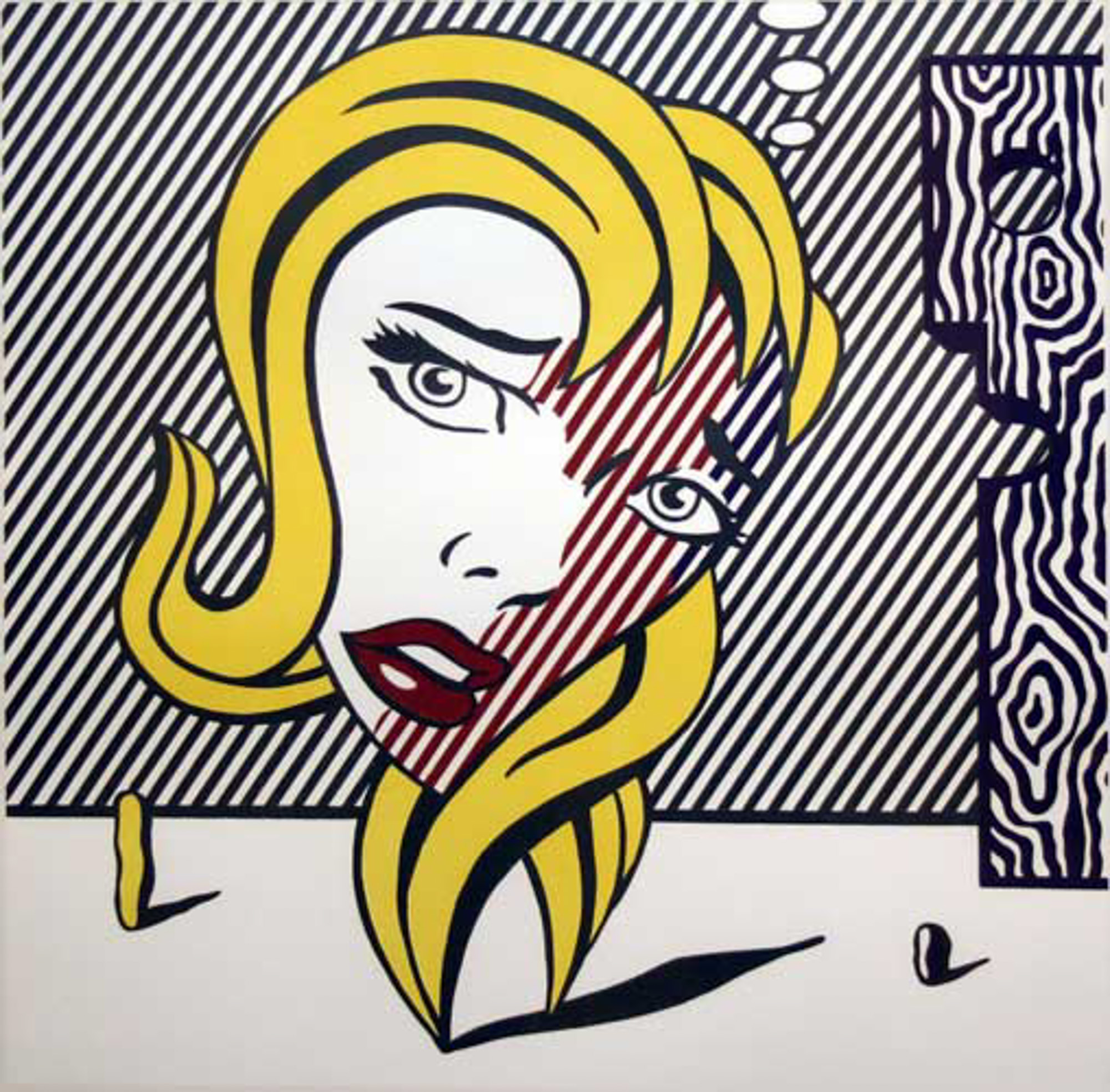 Roy Lichtenstein art 220