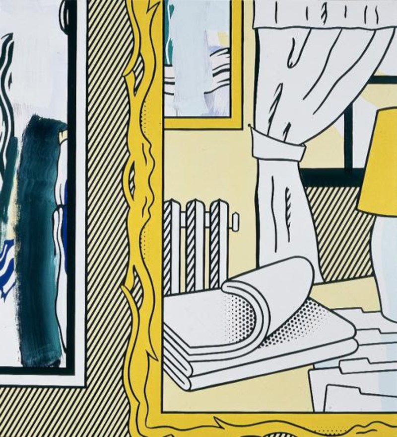 Roy Lichtenstein art 231