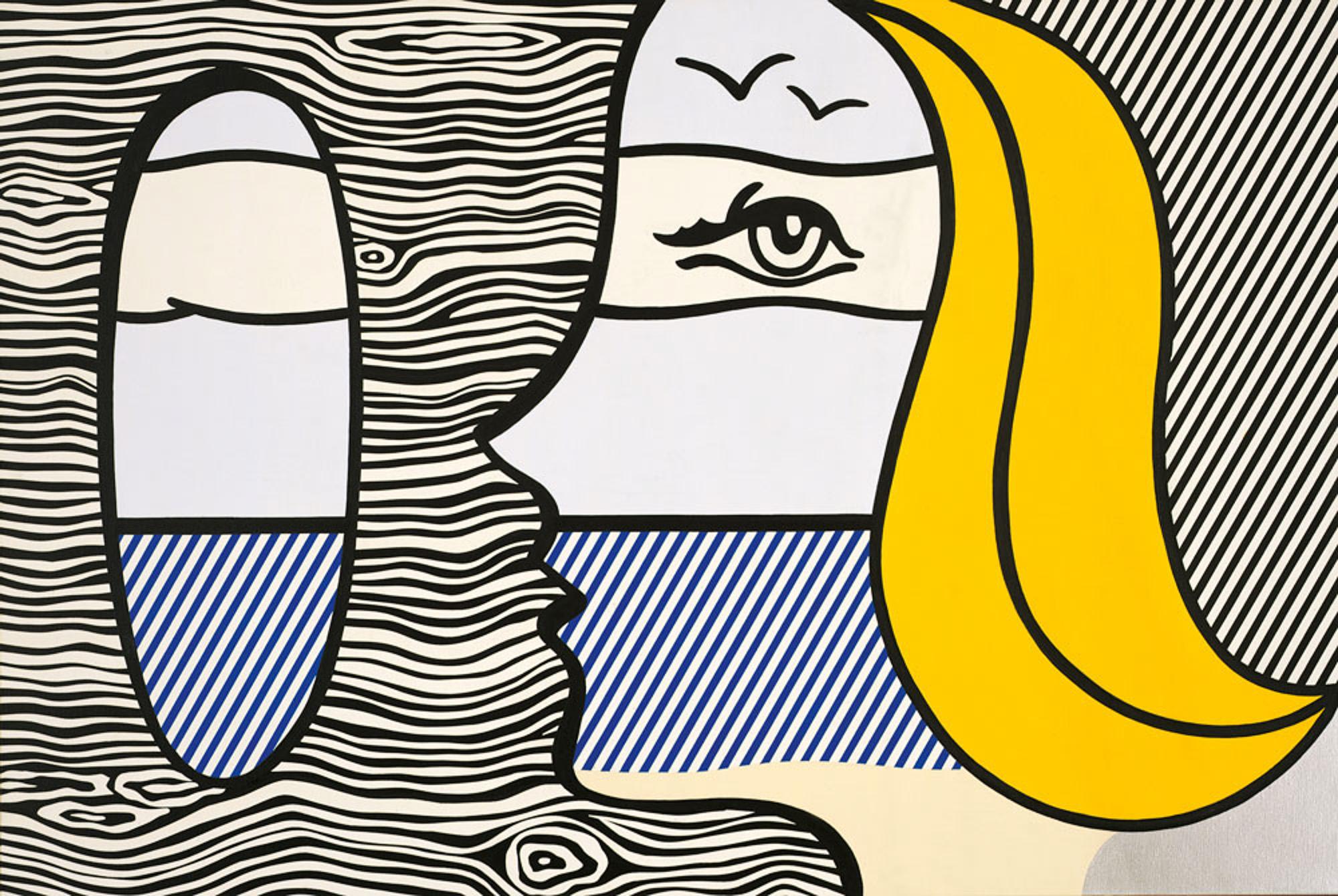 Roy Lichtenstein art 233