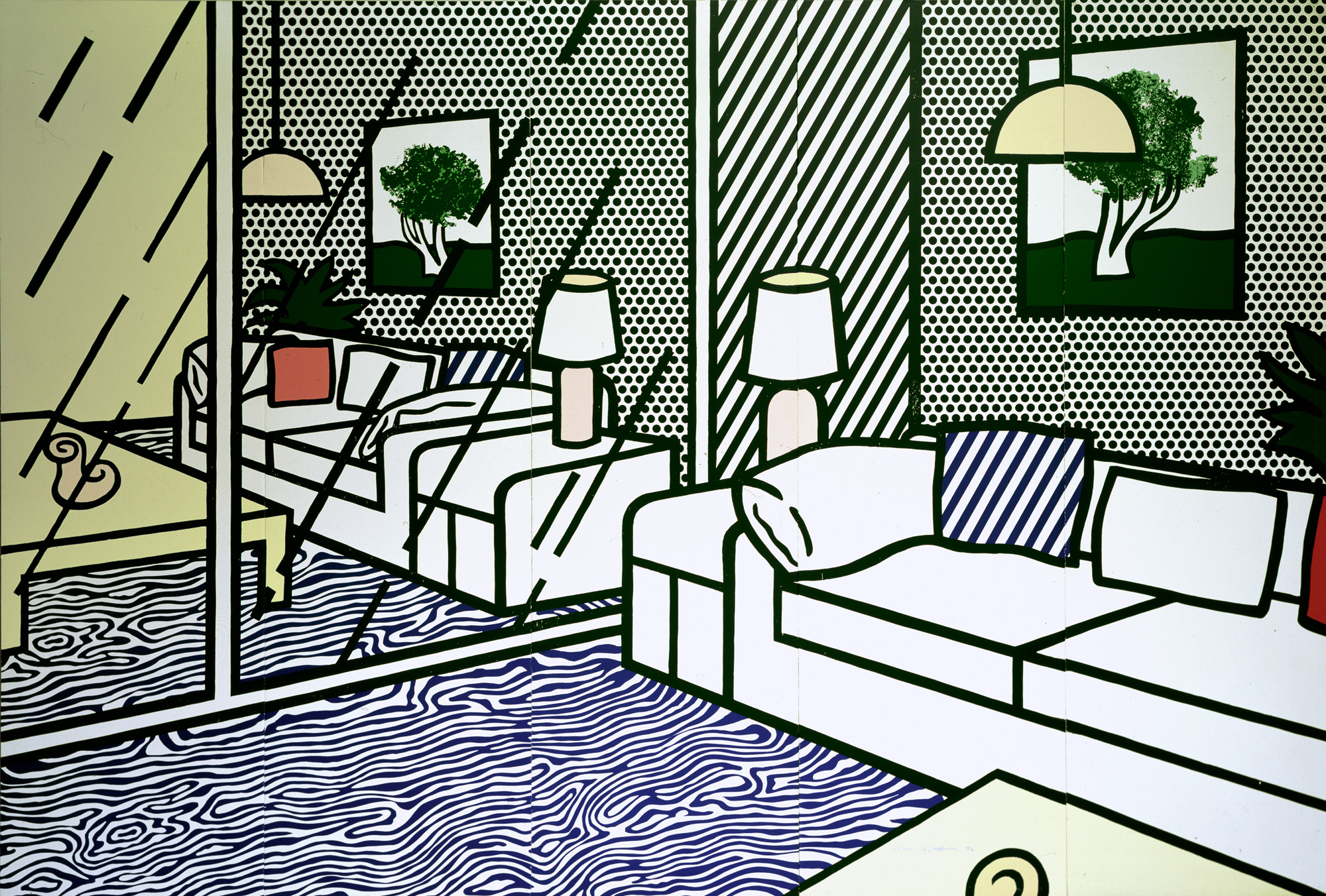 Roy Lichtenstein art 24