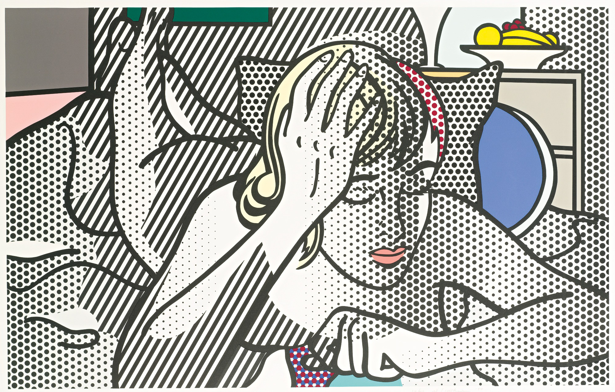 Roy Lichtenstein art 25