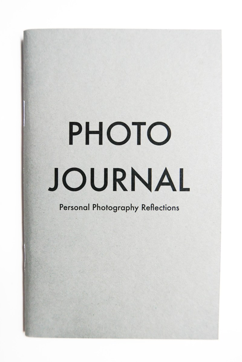 Photo journal eric kim personal photography reflections