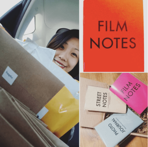 HAPTIC PRESS BOX x CINDY NGUYEN fulfills her childhood dream of a box company