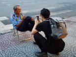 Eric kim street photography action shot Saigon