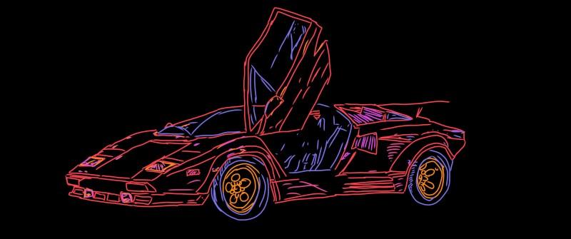 Lamborghini by Eric Kim
