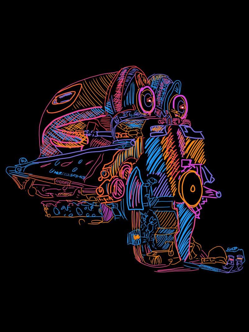 AMG ENGINE x ERIC KIM