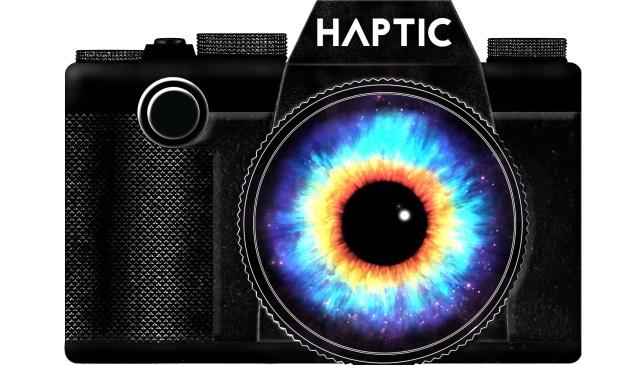 HAPTIC EYE CAMERA by ANNETTE KIM