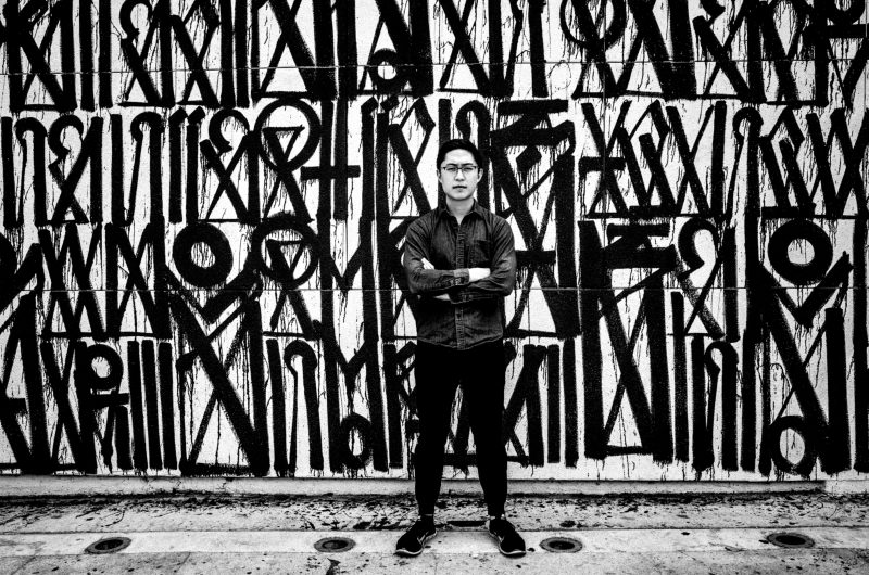 Eric kim wallpaper graffiti