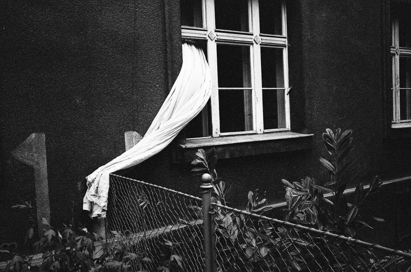 Prague, 2015. Curtain