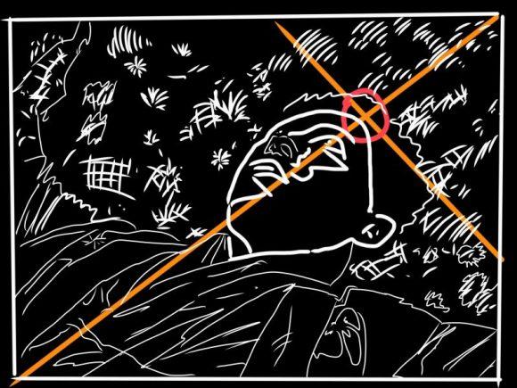 KUROSAWA x ERIC KIM / Boy in bed of flowers