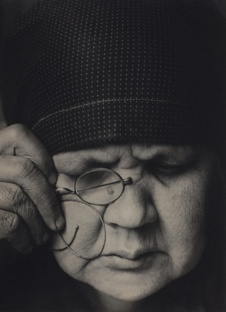 Close up of mother of RODCHENKO