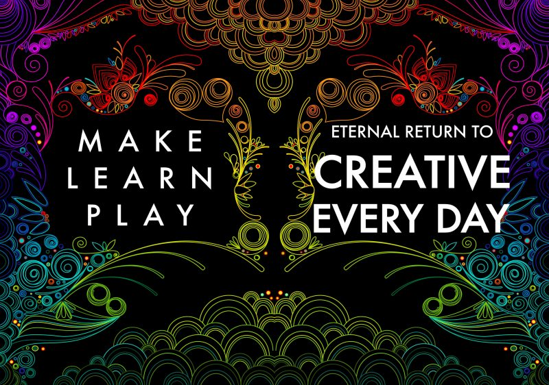 CREATIVE EVERYDAY FULL COVER by ANNETTE KIM
