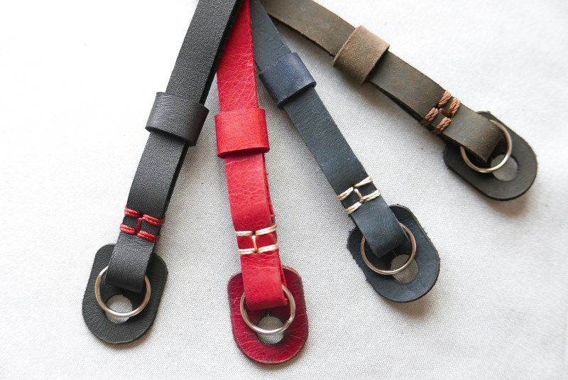New: Limited Edition Henri Chroma Wrist Straps