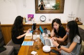 KYOTO HAPTIC OFFICE at WORK on CREATIVE EVERYDAY