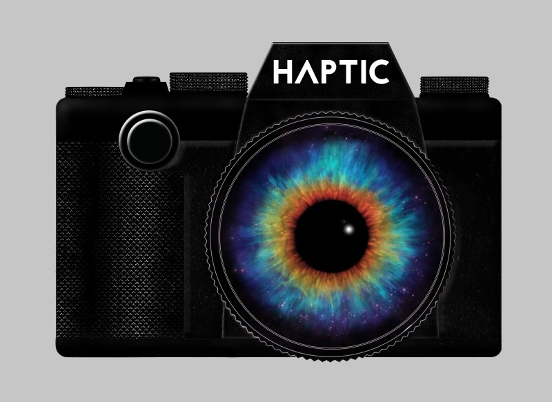 HAPTIC EYE CAMERA by ANNETTE KIM