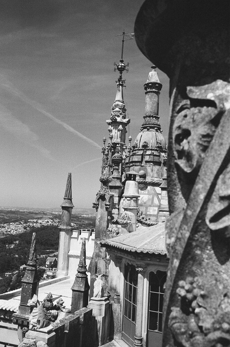 Castle. Portugal, 2015.