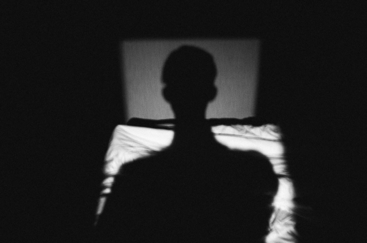 Saigon silhouette, hotel room selfie. 2017
