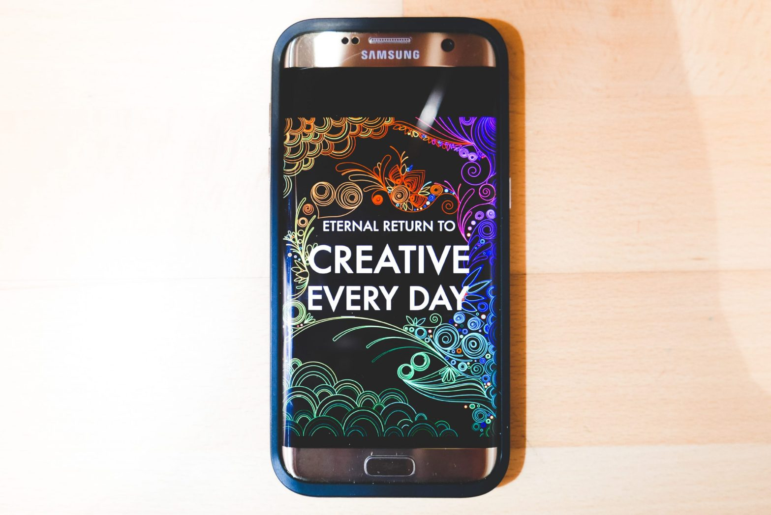 CREATIVE EVERY DAY: Mobile Edition