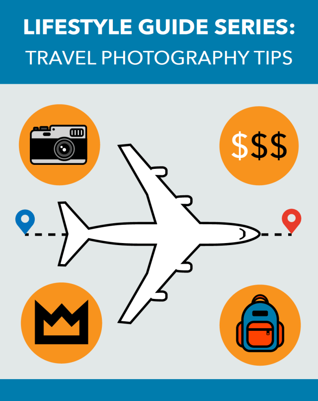 Newest visualization: LIFESTYLE GUIDE SERIES on TRAVEL PHOTOGRAPHY by ANNETTE KIM