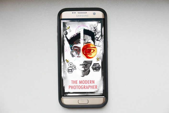THE MODERN PHOTOGRAPHER by HAPTICPRESS