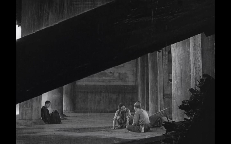 Kurosawa Rashomon still.
