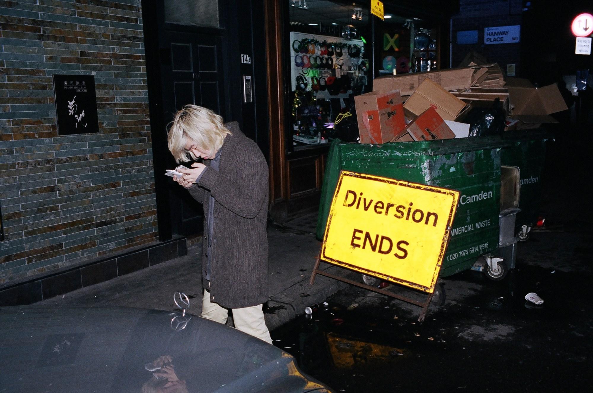 Diversion ends.