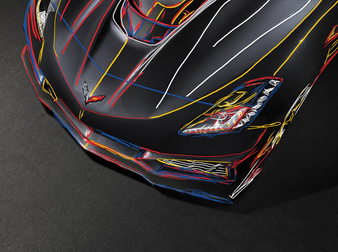What Photographers Can Learn From Car Design - Fast car 361