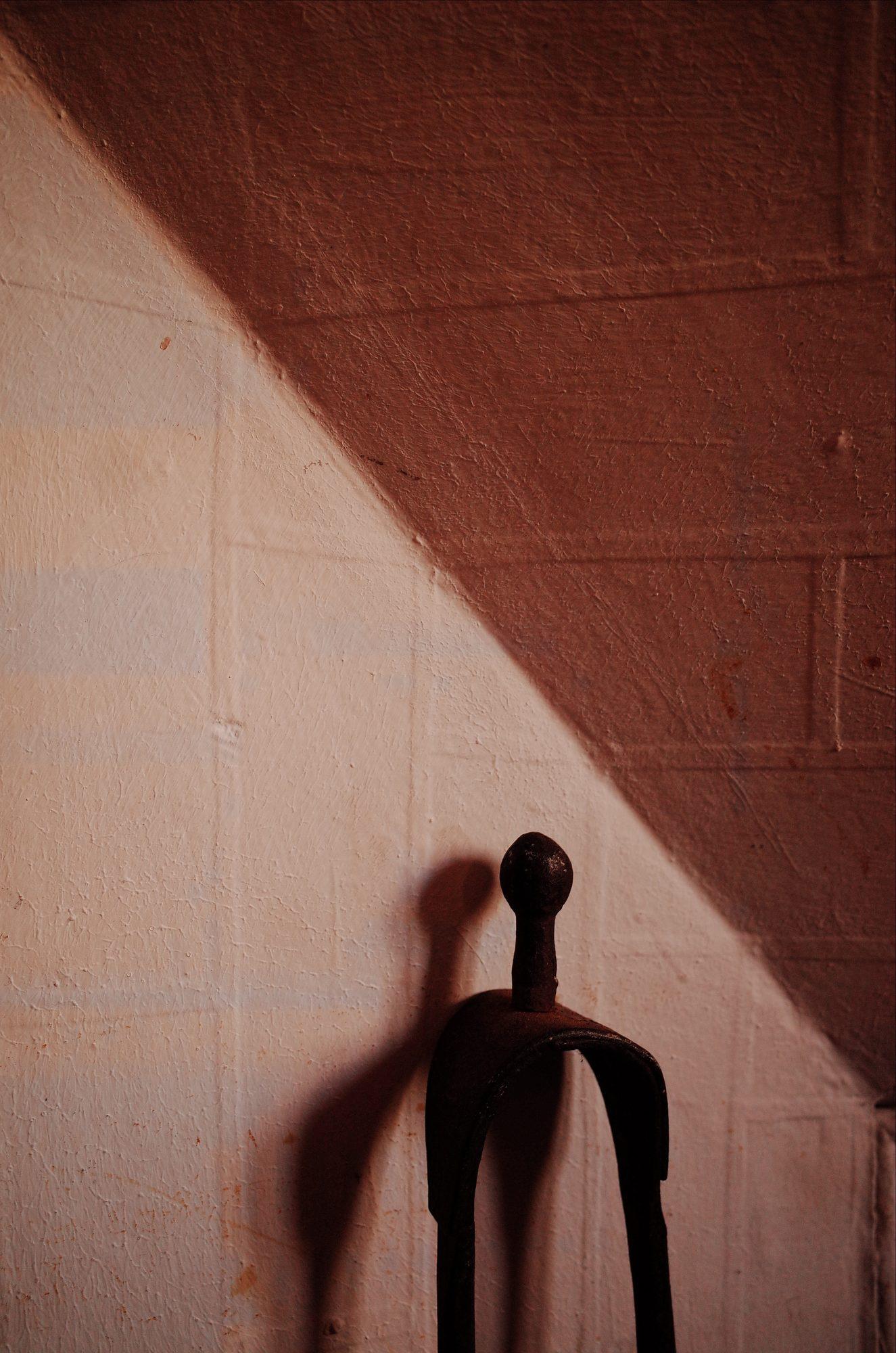 Little man abstract. Marseille, 2017