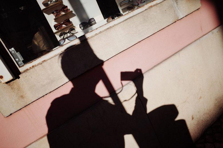 Selfie in Lisbon, 2018