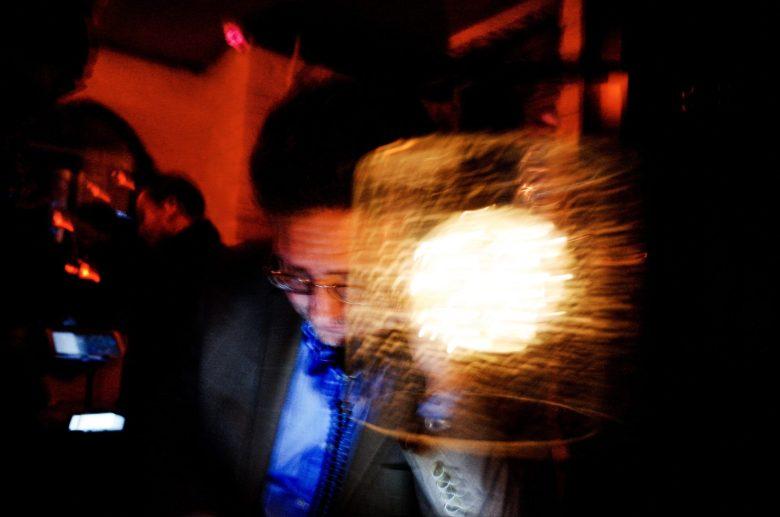 man, light, blur, boston, 2018, street photography