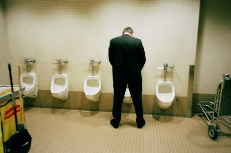 Suit toilet