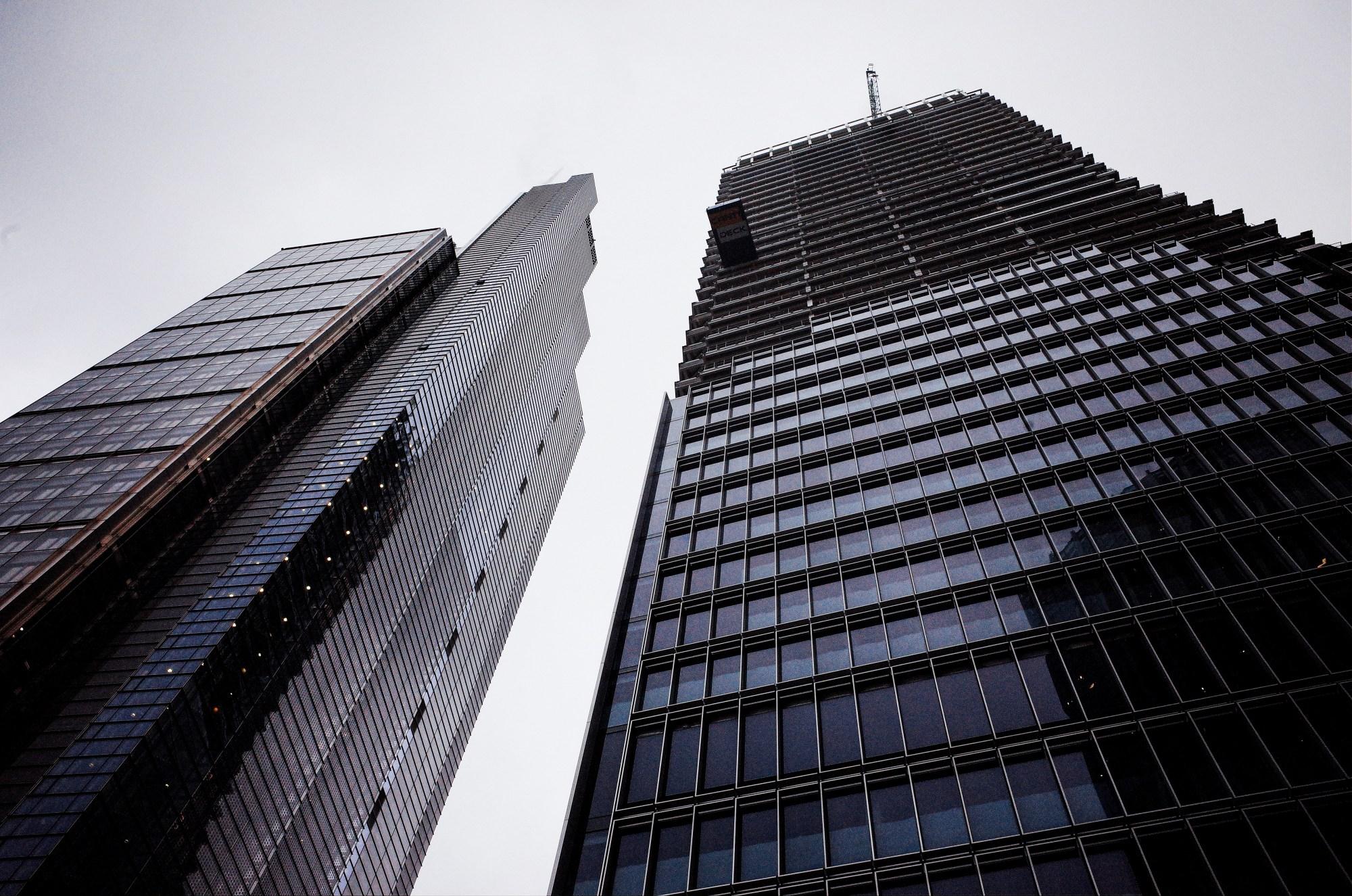 London architecture, 2018