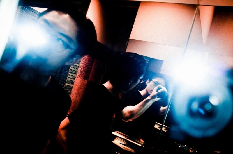Eric kim tokyo selfie mirrors