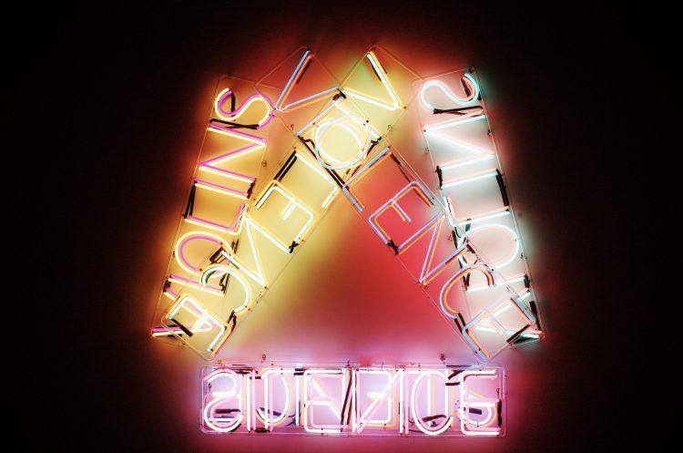 Fluorescent Lights in Tate Modern, 2018