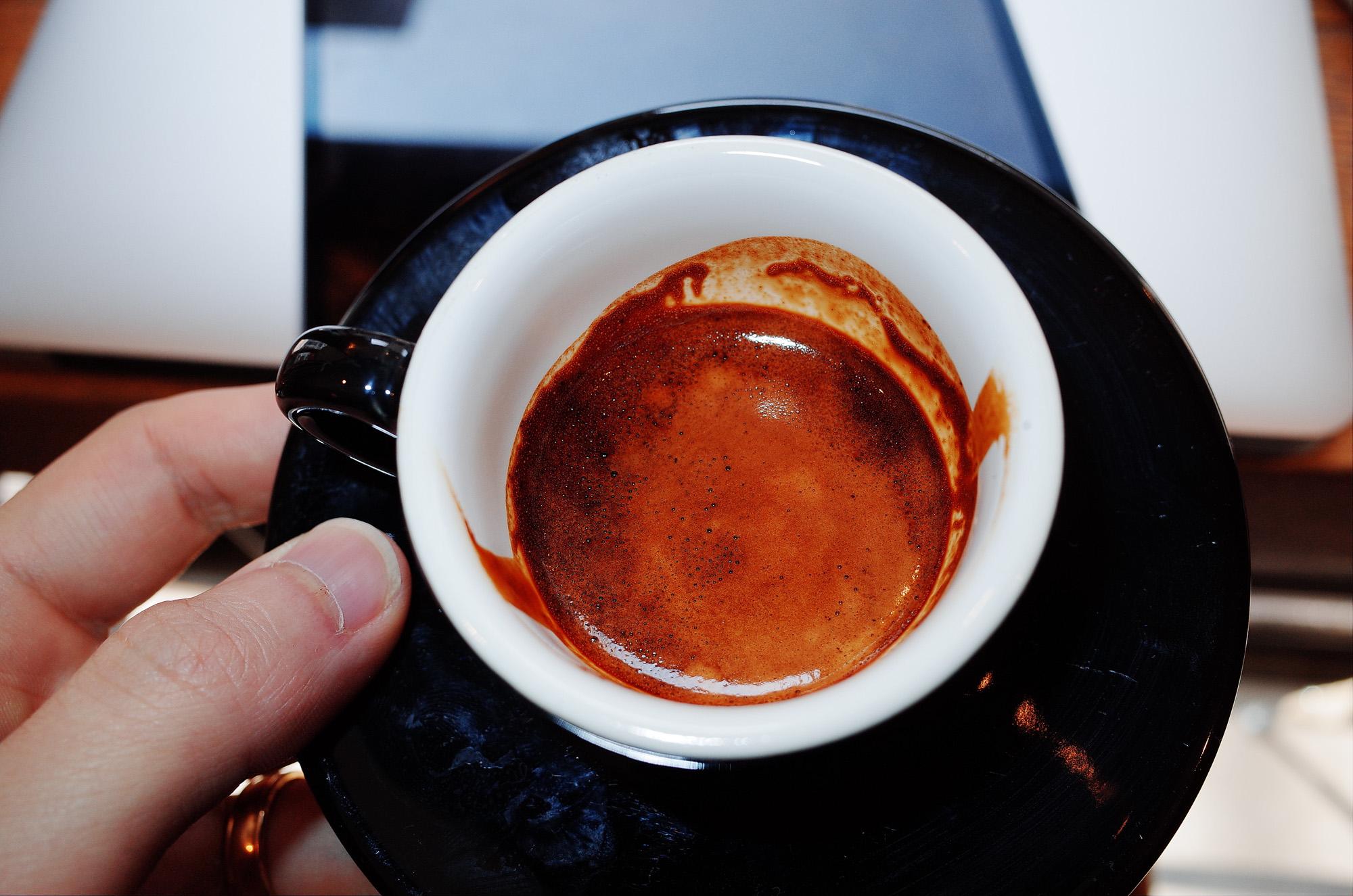 espresso osaka
