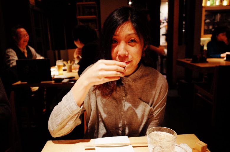 Dinner in Uji. 2018 Cindyproject