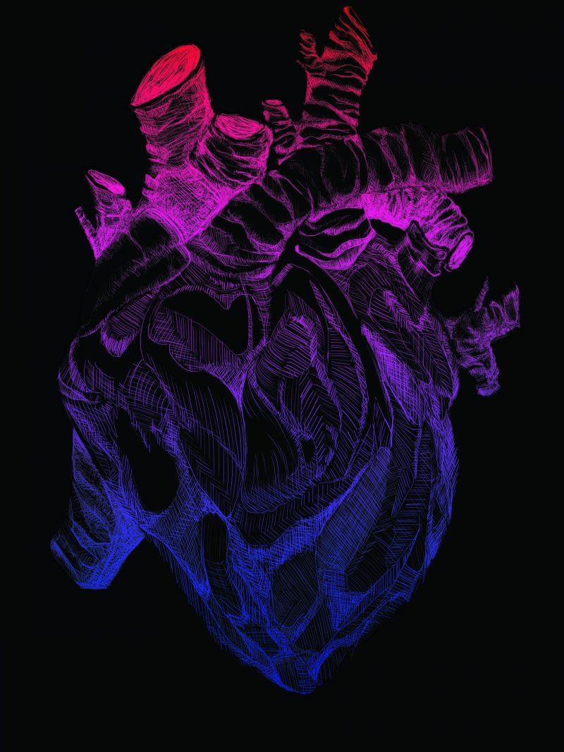 Heart Annette kim